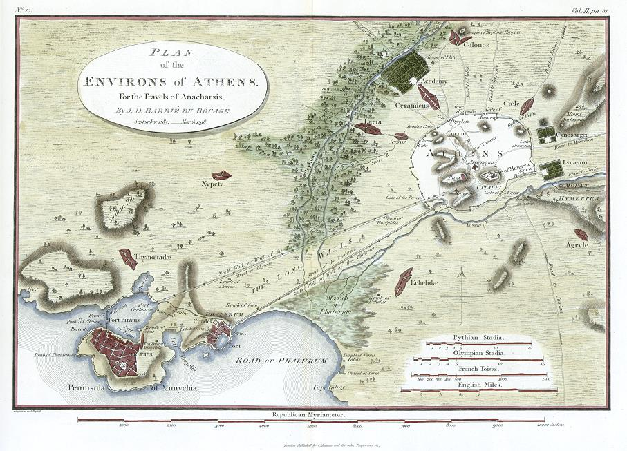 Geography Ancient Athens the center of art and learning